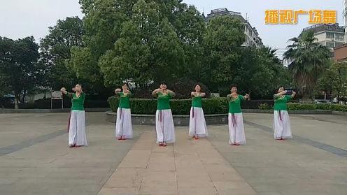 樟树雨露健身队《祝福你盛世中国》